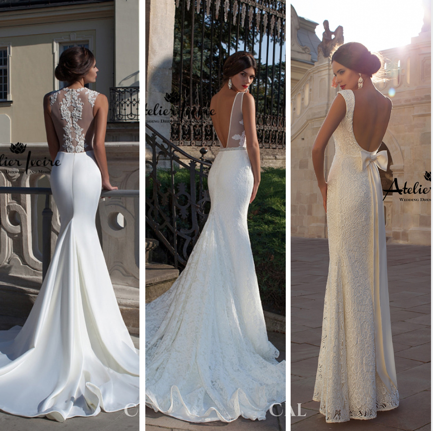 Впечатлаващи булчински рокли Crystal Design for Atelier Ivoire
