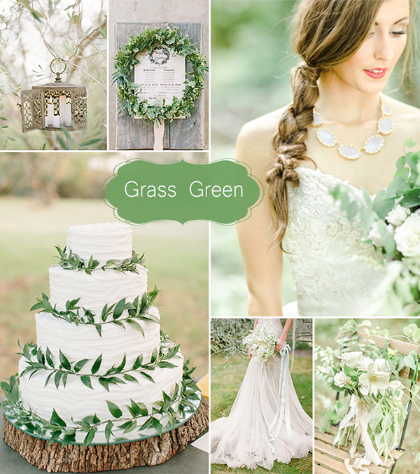bridalidol_6_inspiring_colours_for_wedding_in_may_2015_grass_green