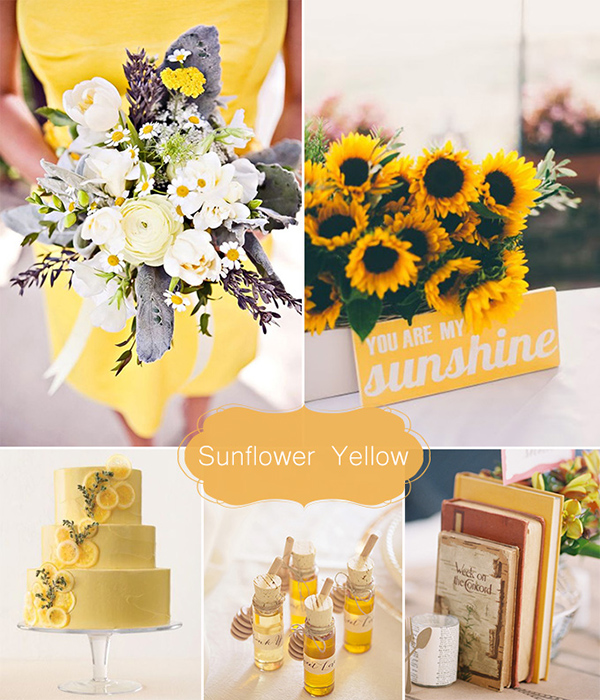 bridalidol_6_inspiring_colours_for_wedding_in_may_2015_sunflower_yellow