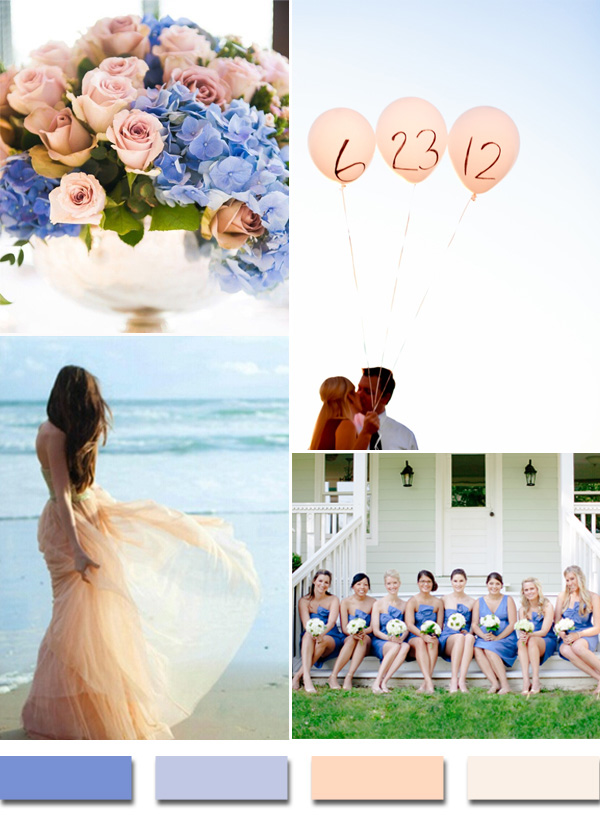 bridalidol_top_10_wedding_colours_for_2015_periwinkle_inspired_blue_and_peach_9