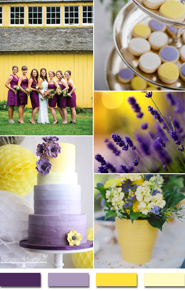 bridalidol_top_10_wedding_colours_for_2015_purple_and_yellow_10