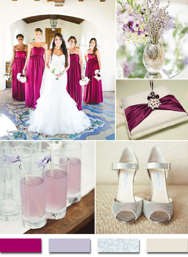 bridalidol_top_10_wedding_colours_for_2015_sangria_lavender_and_silver_5