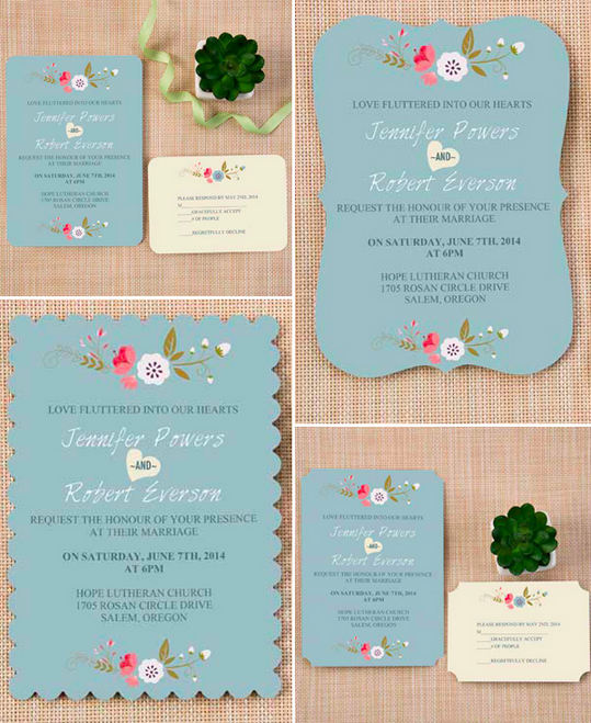 bridalidol_top_7_wedding_invitation_trends_2015_different_shapes_wedding_invitations