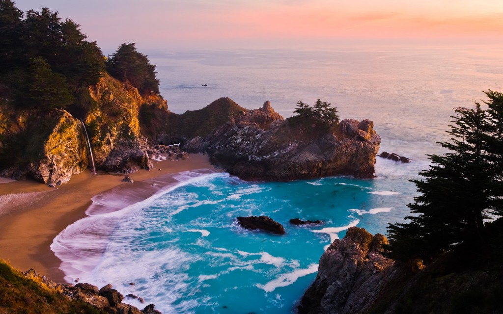 bridalidol_top_destinations_for_honeymoon_for_2014_Big Sur, California