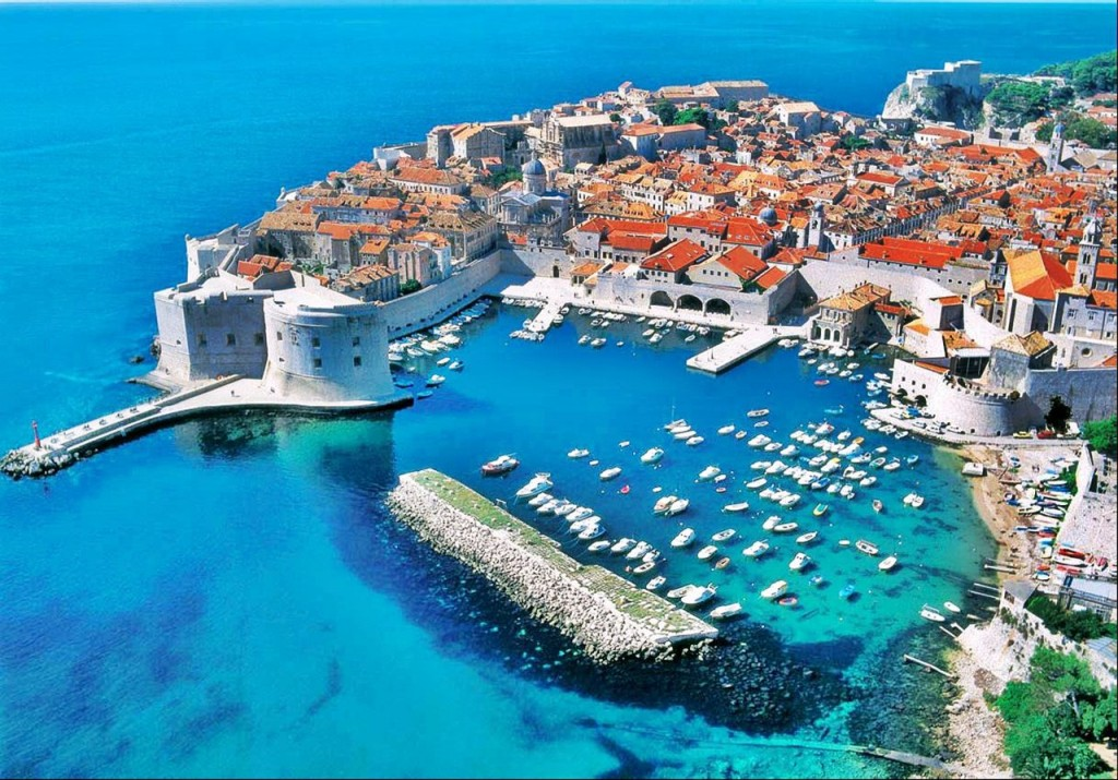 bridalidol_top_destinations_for_honeymoon_for_2014_Dubrovnik, Croatia