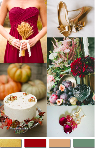 bridalidol_wedding_colours_2015_gold _and_burgundy