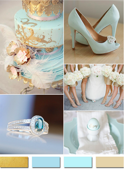 bridalidol_wedding_colours_2015_gold _and_light_blue