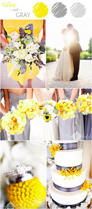 bridalidol_7_ideas_for_summer_wedding_with_yellow_grey