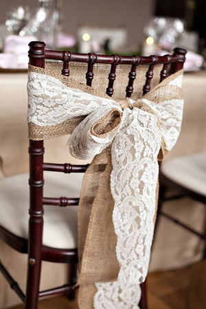 bridalidol_8_interesting_and_eazy_ideas_how_to_decorate_your_wedding_chairs_lace_and_burlap
