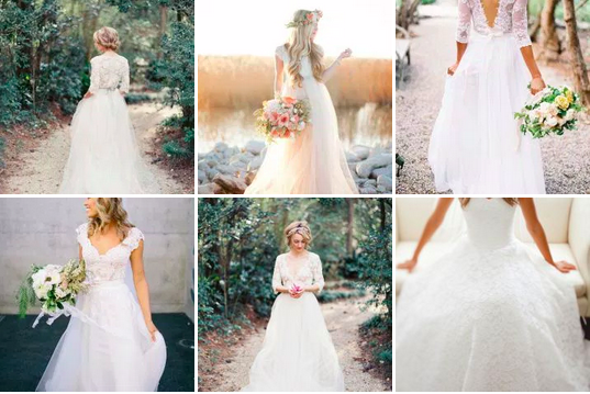 bridalidol_top_five_wedding_dress_silhouettes_A-line_style