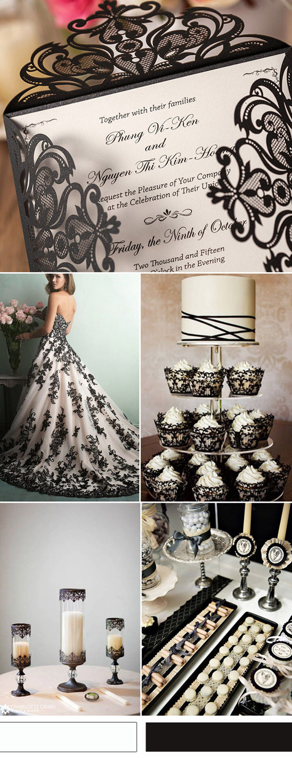 bridalidol_7_ideas_for_laser_cut_weddIng_invitations_in_colours_of_your_wedding_black_and_white