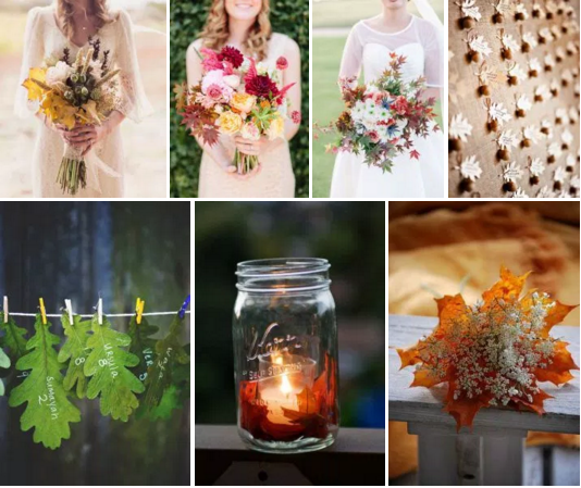 bridalidol_fall_wedding_5_trends_autumn_leafs_1