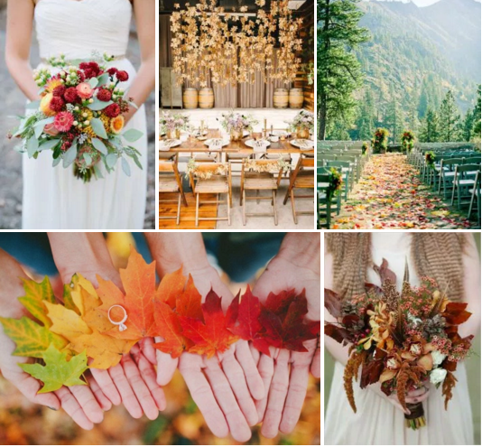 bridalidol_fall_wedding_5_trends_autumn_leafs_2