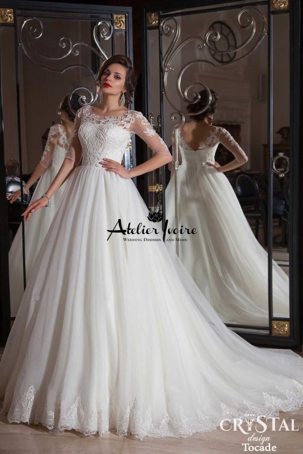 bridalidol_top_trends_for_wedding_dresses_2016_cap_sleeves