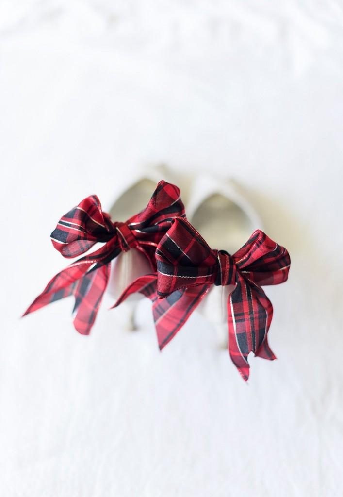 bridalidol_diy_tartan_bow_shoe_clip_for_wedding_shoes_1