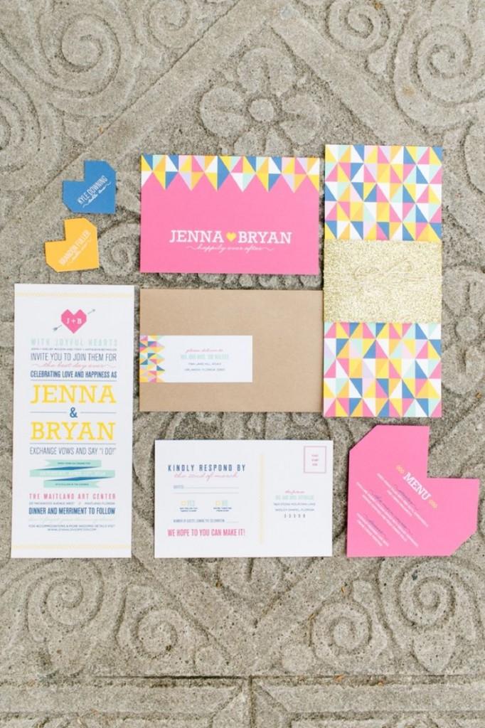 bridalidol_wedding_invitations_trends_2016_geometric_details