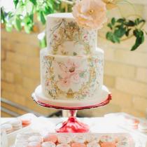 bridalidol_wedding_trends_2016_painted_wedding_cakes_6