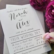 wedding_trends_2017_wedding_invitations_minimalist_design